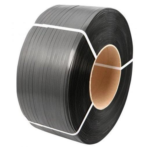 omsnoeringsband 12mm zwarty