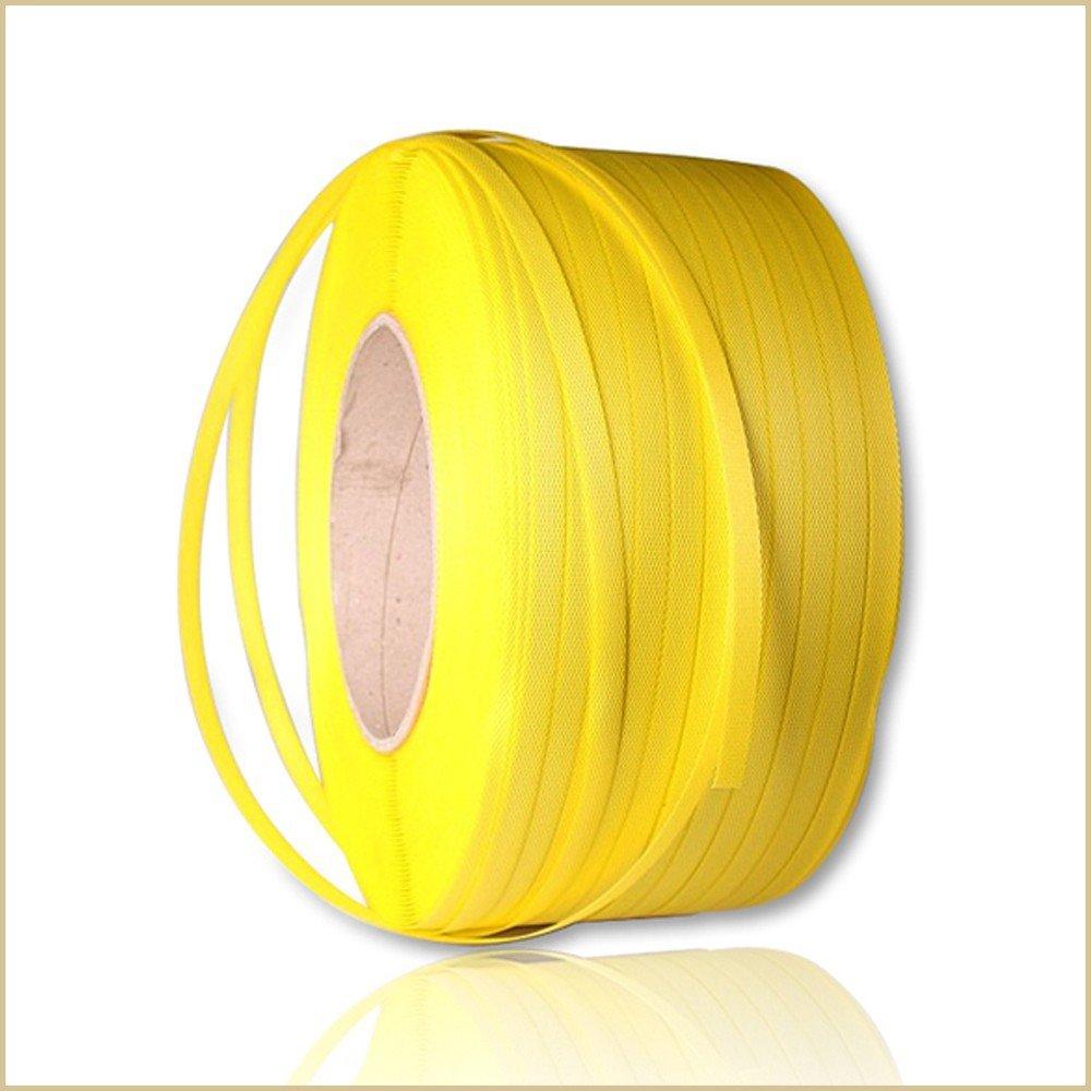 omsnoeringsband geel